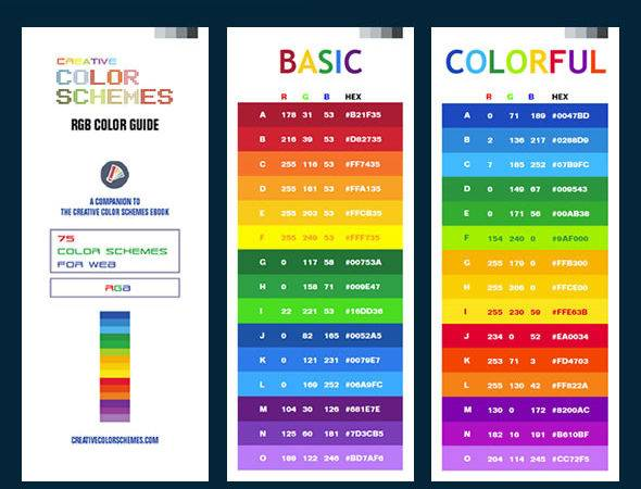 Creative Color Schemes Complete Pack