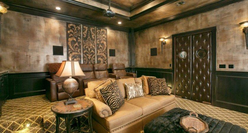 Creative Faux Finish Ideas Your Bare Walls
