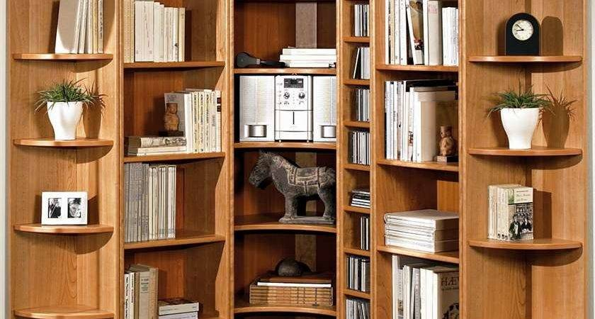 Creative Simple Beautiful Wooden Bookshelf Ideas