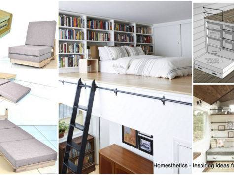 Creative Small Beds Ideas Spaces