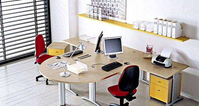 Creative Small Office Furniture Ideas Mood Booster