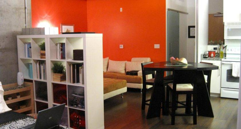 Creative Small Studio Apartment Ideas Space Saving