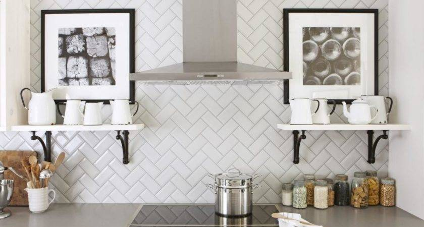Creative Subway Tile Backsplash Ideas Hgtv