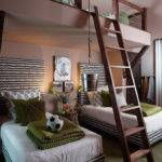 Creative Teenage Boys Bedroom Design Ideas Cool Bunk Beds