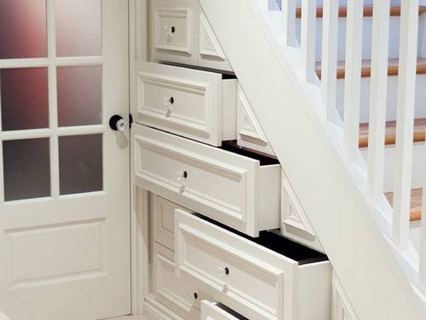 Creative Under Stair Storage Ideas Noted List