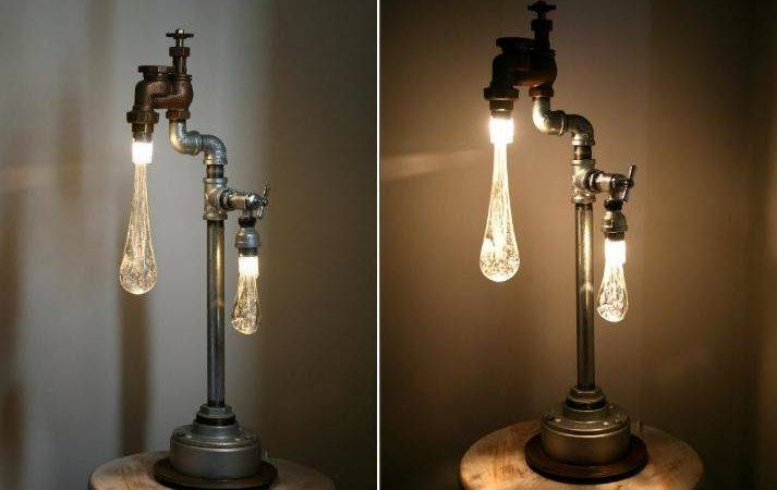 Creative Unusual Lamp Light Designs Part