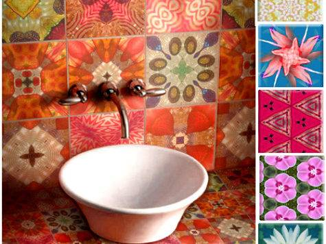 Crinson Colourful Tiles Style Files