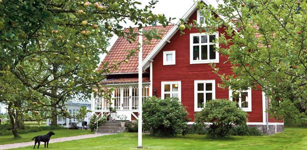 Croft Countryside Sweden Nordic Bliss