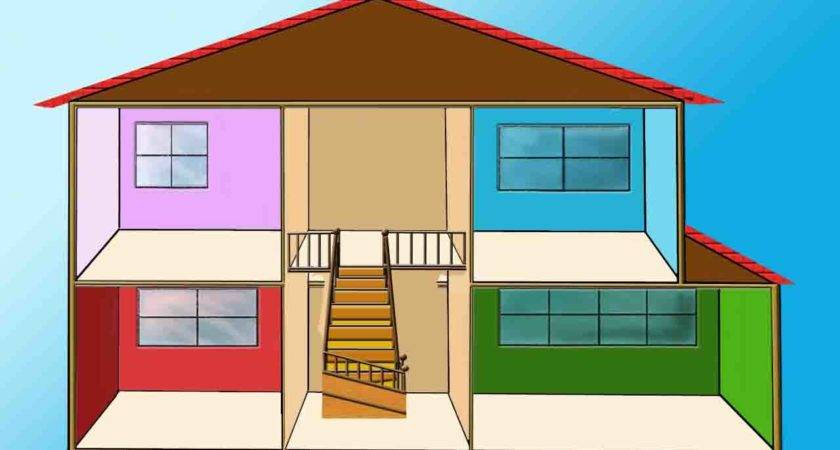 Cross Section House Home Design
