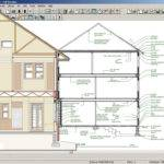 Cross Section House Plans