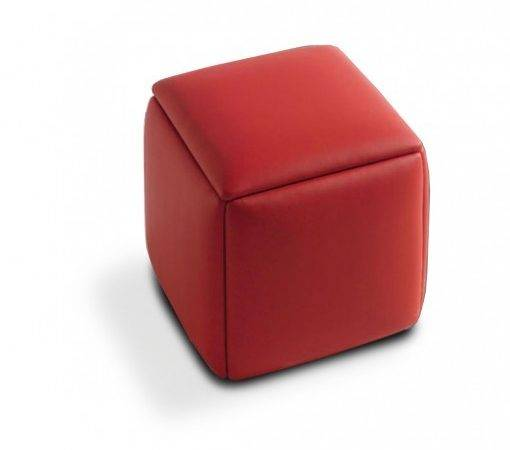 Cube Ottoman Seat Space Saver Expand Furniture