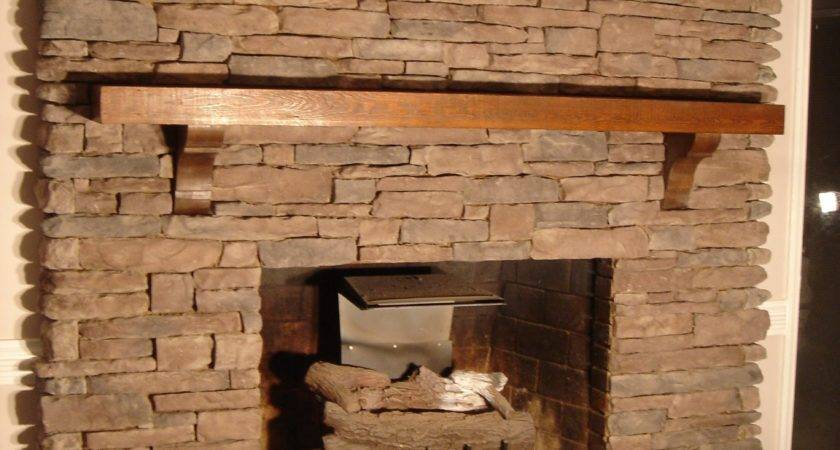 Cultured Stone Fireplace Designs