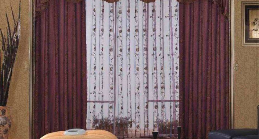 Curtains Drawing Room Ideasving Vintage Designing