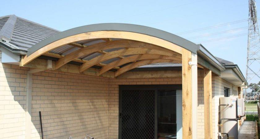 Curved Roof Polycarbonate Architecture Plans