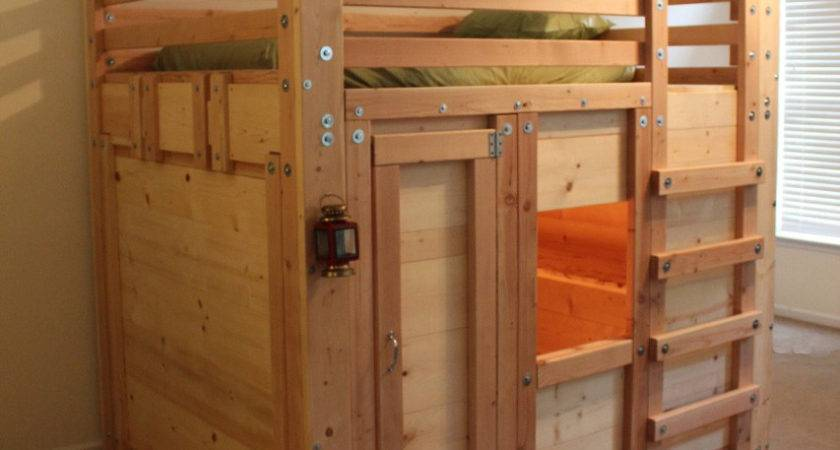 Custom Charleston Bed Fort Sale Palmetto Bunk Beds