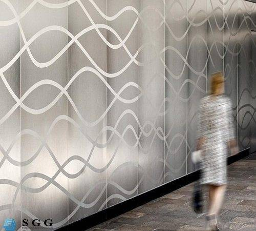 Custom Etched Glass Wall Panels Buy
