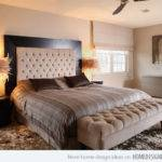 Customize Your Bedroom Upholstered Headboard
