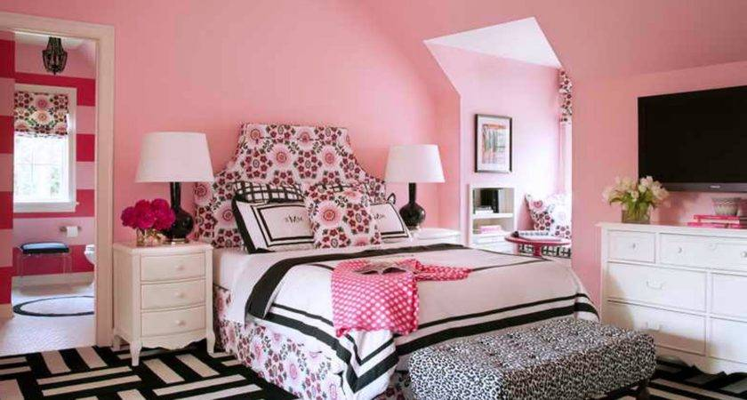 Cute Bedroom Ideas Teenage Girl Design
