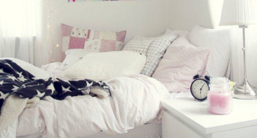 Cute White Tumblr Bedroom Ideas
