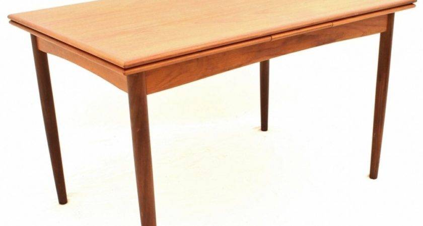 Danish Design Extendable Dining Table