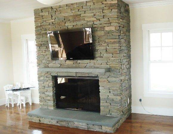 Darder Stone Works Fireplaces