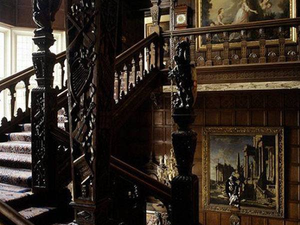 Dark Gothic Staircase Designs