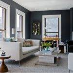 Dark Gray Walls Houzz
