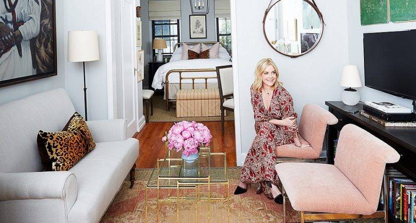 Darling Square Foot Apartment Makeover