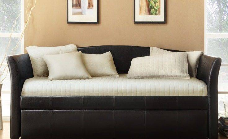 Daybeds Look Like Sofas Modern Convertible Sofa