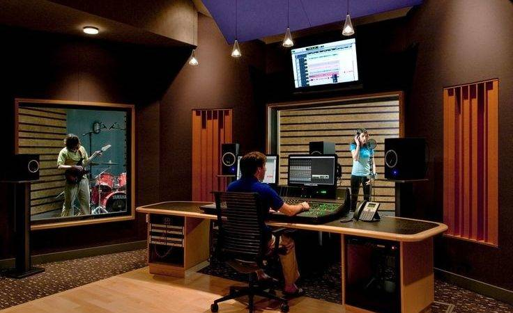Deal Recording Studio Design Home