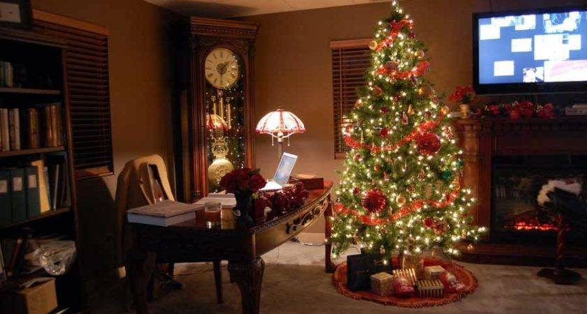 Decor Designs Colors Ideas Cheerfull Christmas Home