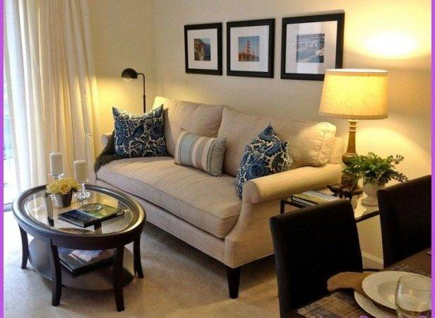 Decorate Small Living Room Apartment