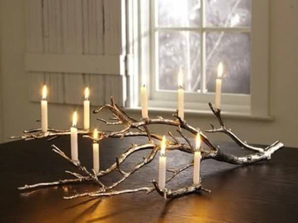 Decorate Trees Twigs Logs Branches