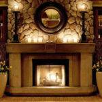 Decorate Your Fireplace Mantel Design Contract
