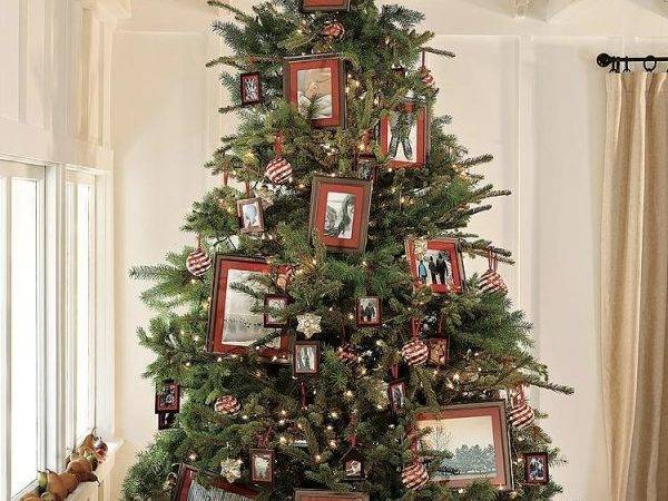 Decorate Your Tree Without Traditional Ornaments