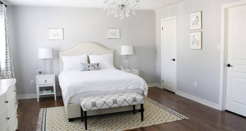 Decorating Bedrooms White Walls Rustic Chic Bedroom