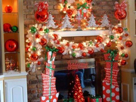 Decorating Christmas Theme Ideas