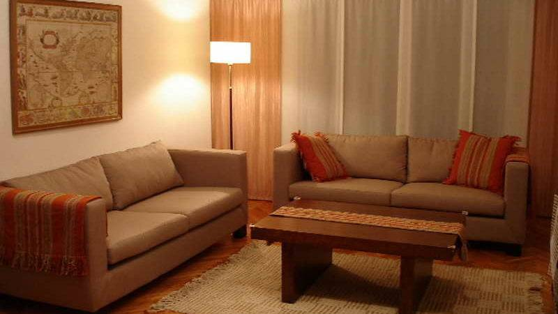 Decorating Ideas Apartments Simple Living Room