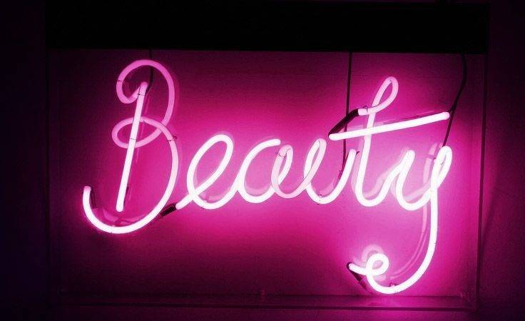 Decorating Ideas Awesome Neon Quotes Beauty Lights