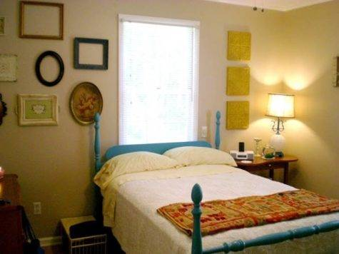 Decorating Ideas Small Bedrooms Budget