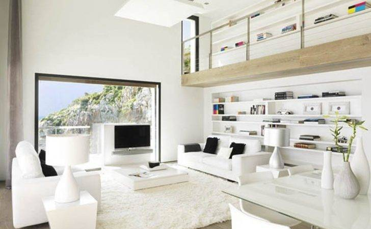 Decorating Large Wall High Ceiling Delightful