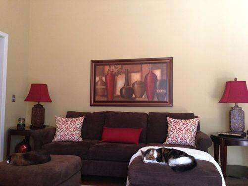 Decorating Large Wall High Ceilings