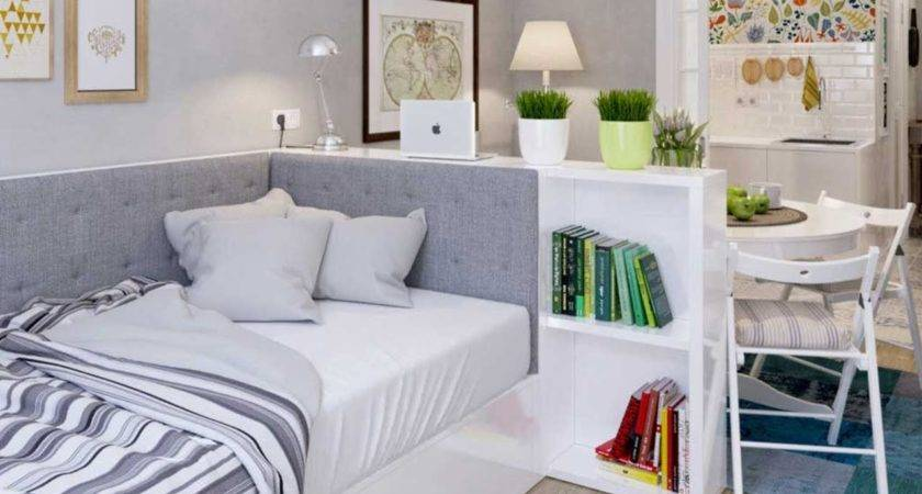Decorating Small Studio Apartment Ideas Bloombety