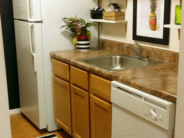 Decorating Small Tiny Kitchen Apartment