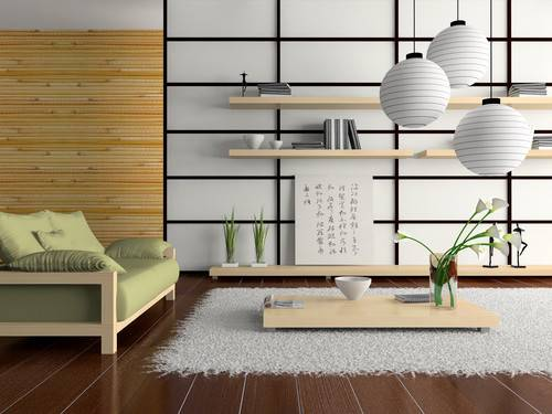 Decorating Zen Style Less More Home Tips