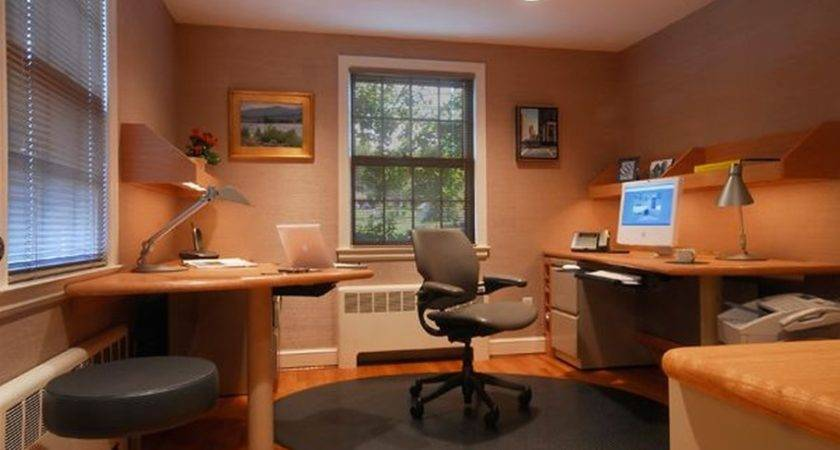 Decoration Best Easy Small Office Design Ideas