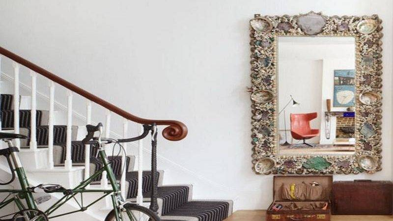 Decoration Decorating Mirrors Ideas Interior