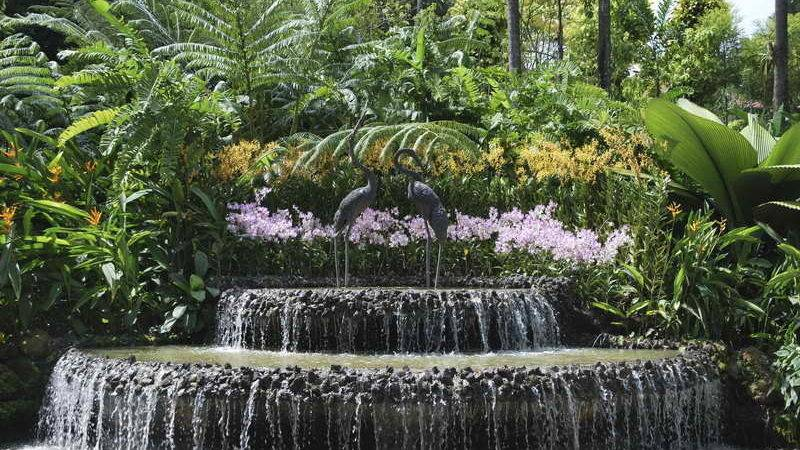 Decoration Decorative Waterfalls Garden