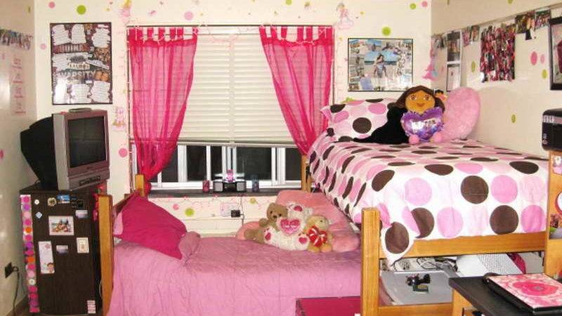 Decoration Dorm Room Decorating Ideas Girl Cool