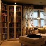 Decoration Large Library Decorating Ideas Home